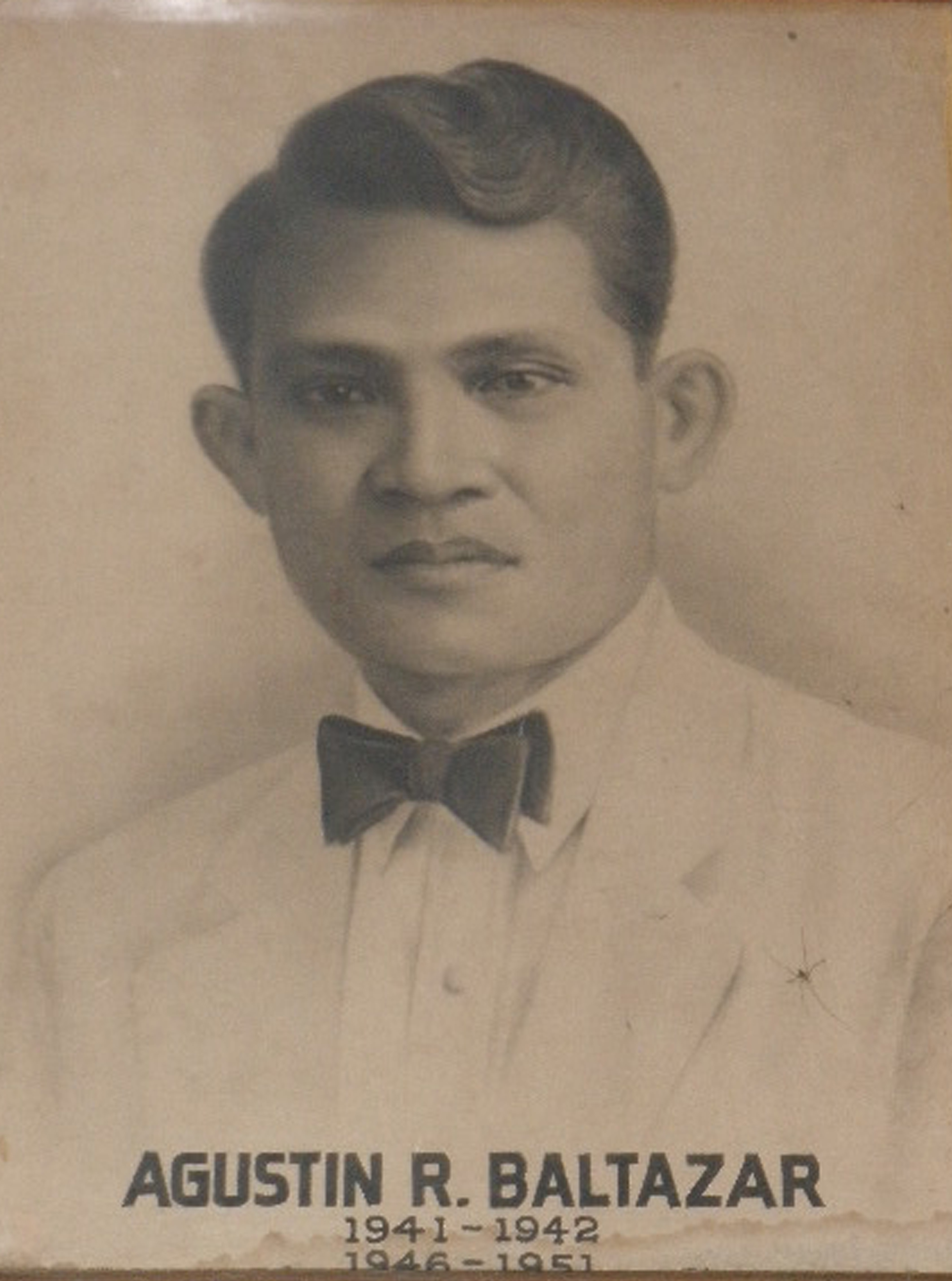 Mayor Agustin Baltazar (1941-1942)