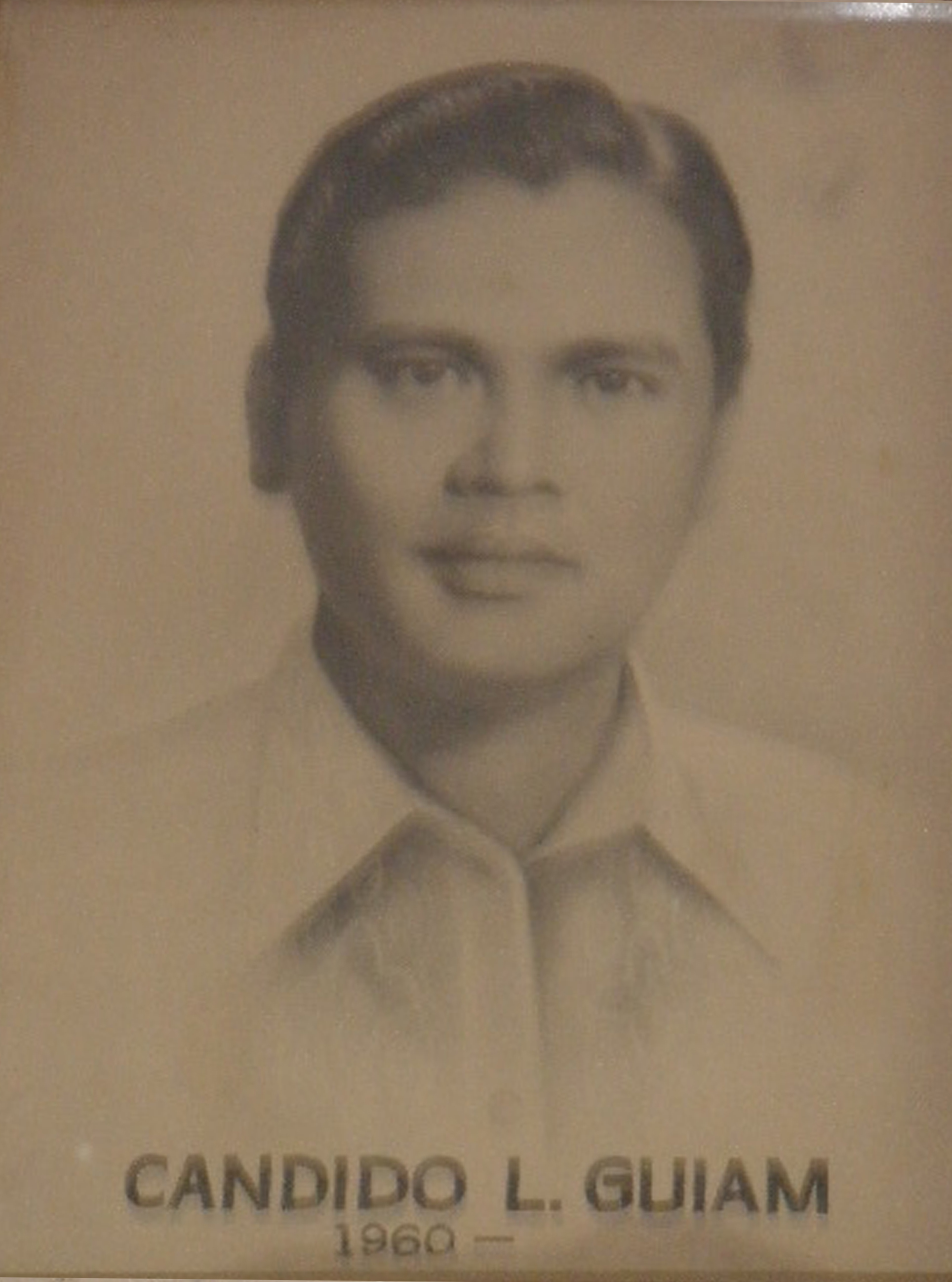 Mayor Candido L Guiam (1960-1979)