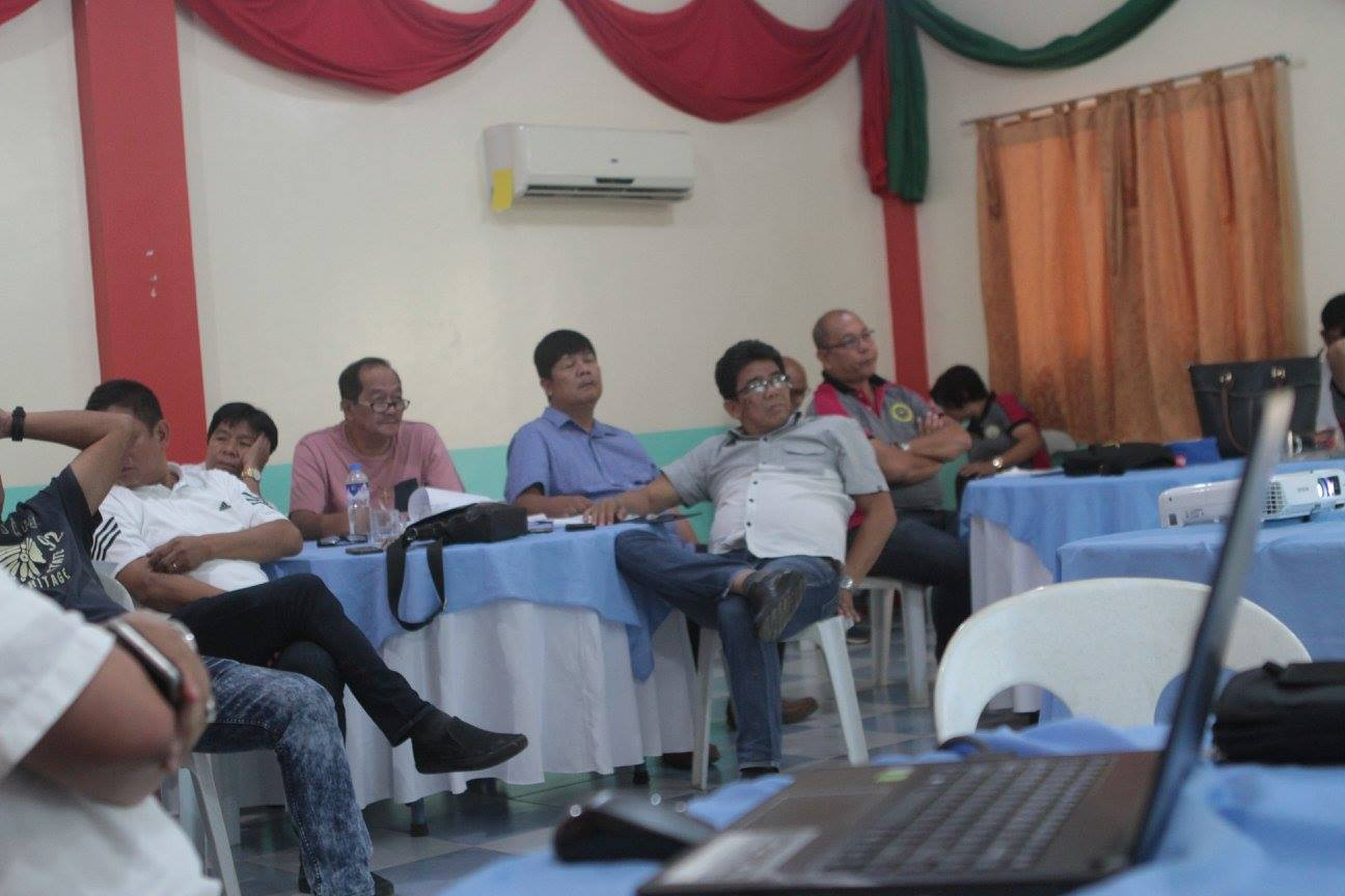 MEETING ON THE IMPLEMENTATION OF RULES AND REGULATION FOR THE REVISED PUBLIC MARKET CODE OF MUNICIPALITY OF VICTORIA. (Mun. Ordinance No. 2015-161)