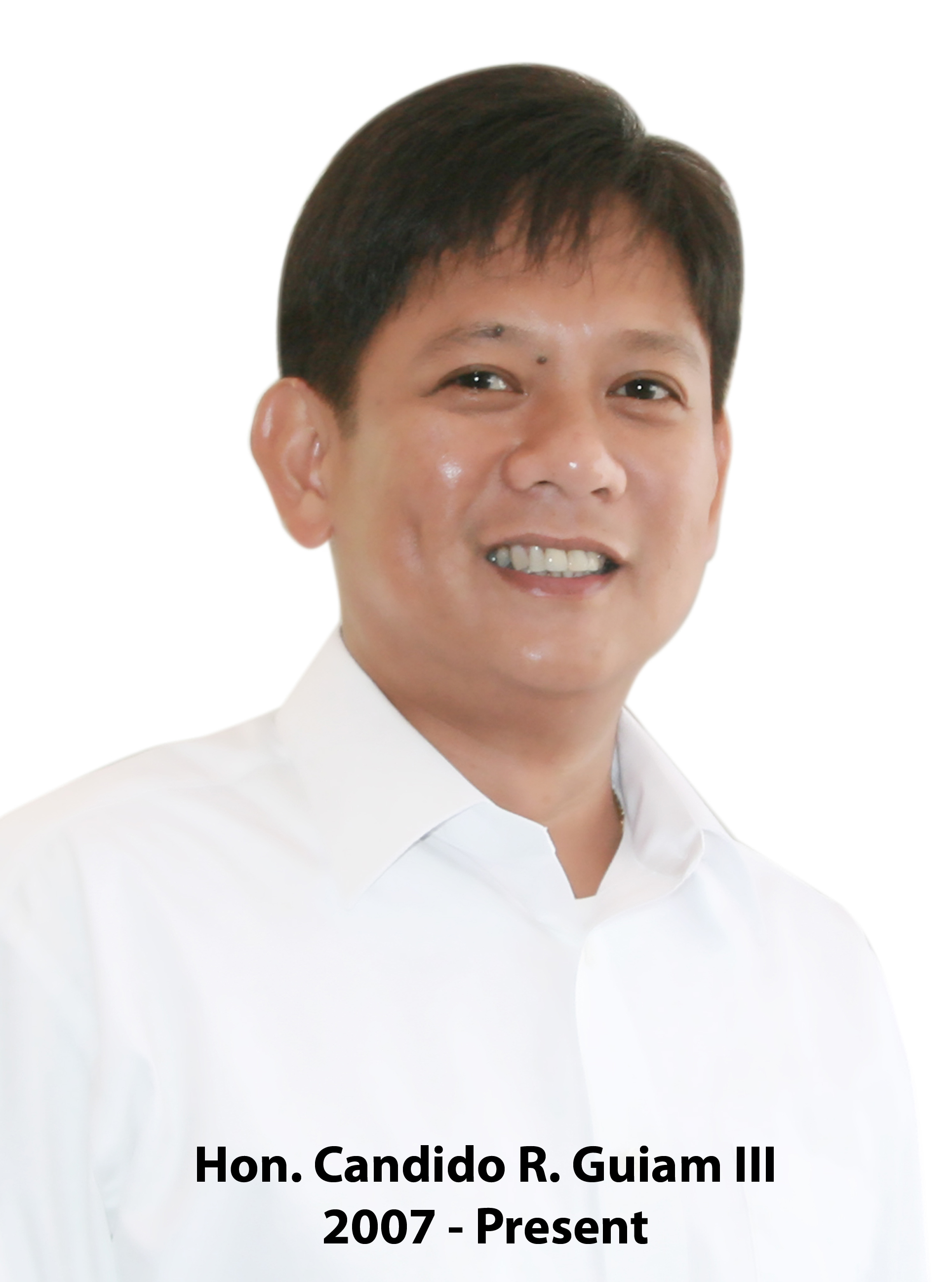 Mayor Candido R Guiam III (2007 To 2016)