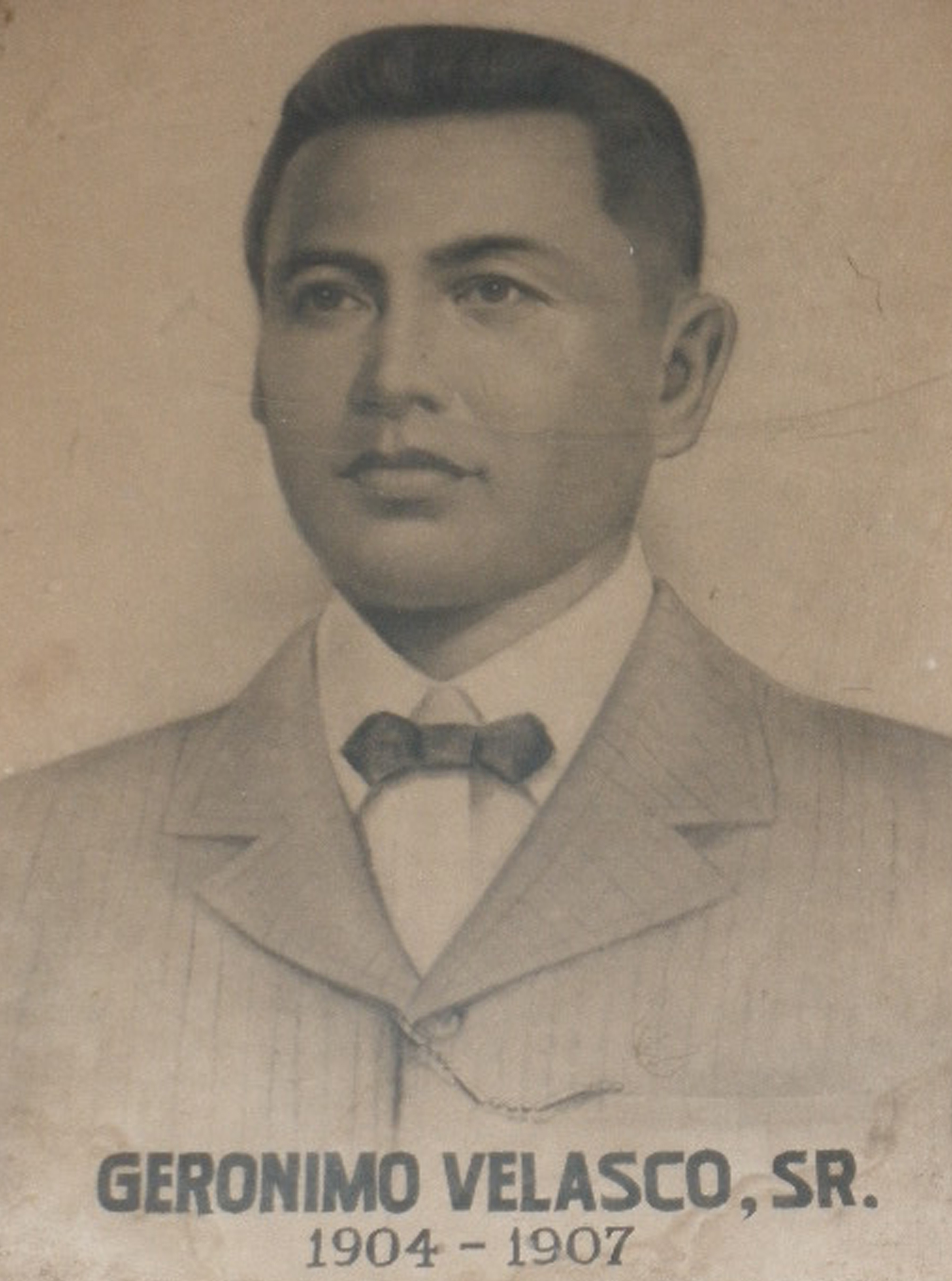 Mayor Geronimo Velasco (1904-1907)