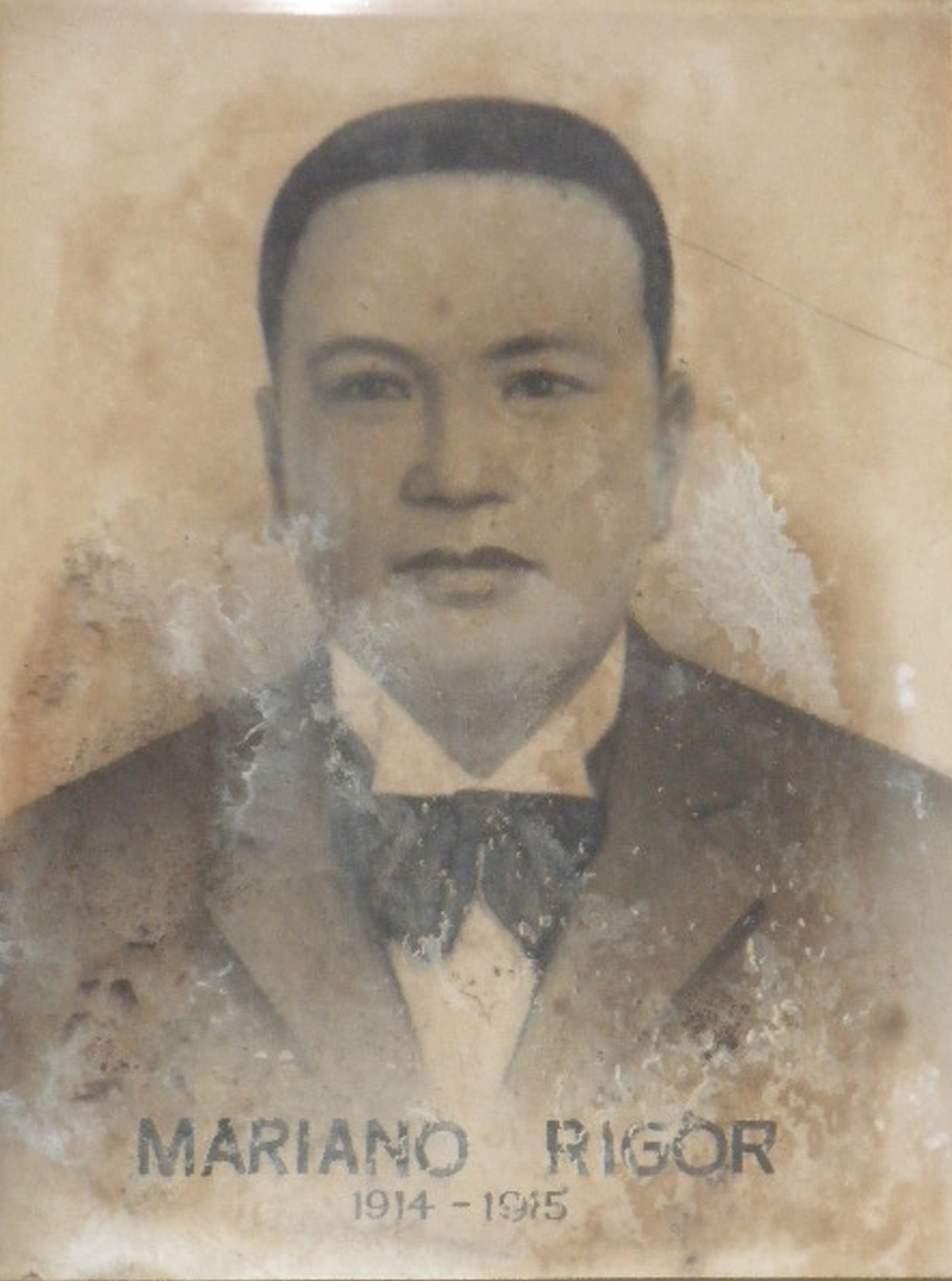 Mayor Mariano Rigor (1914-1915)