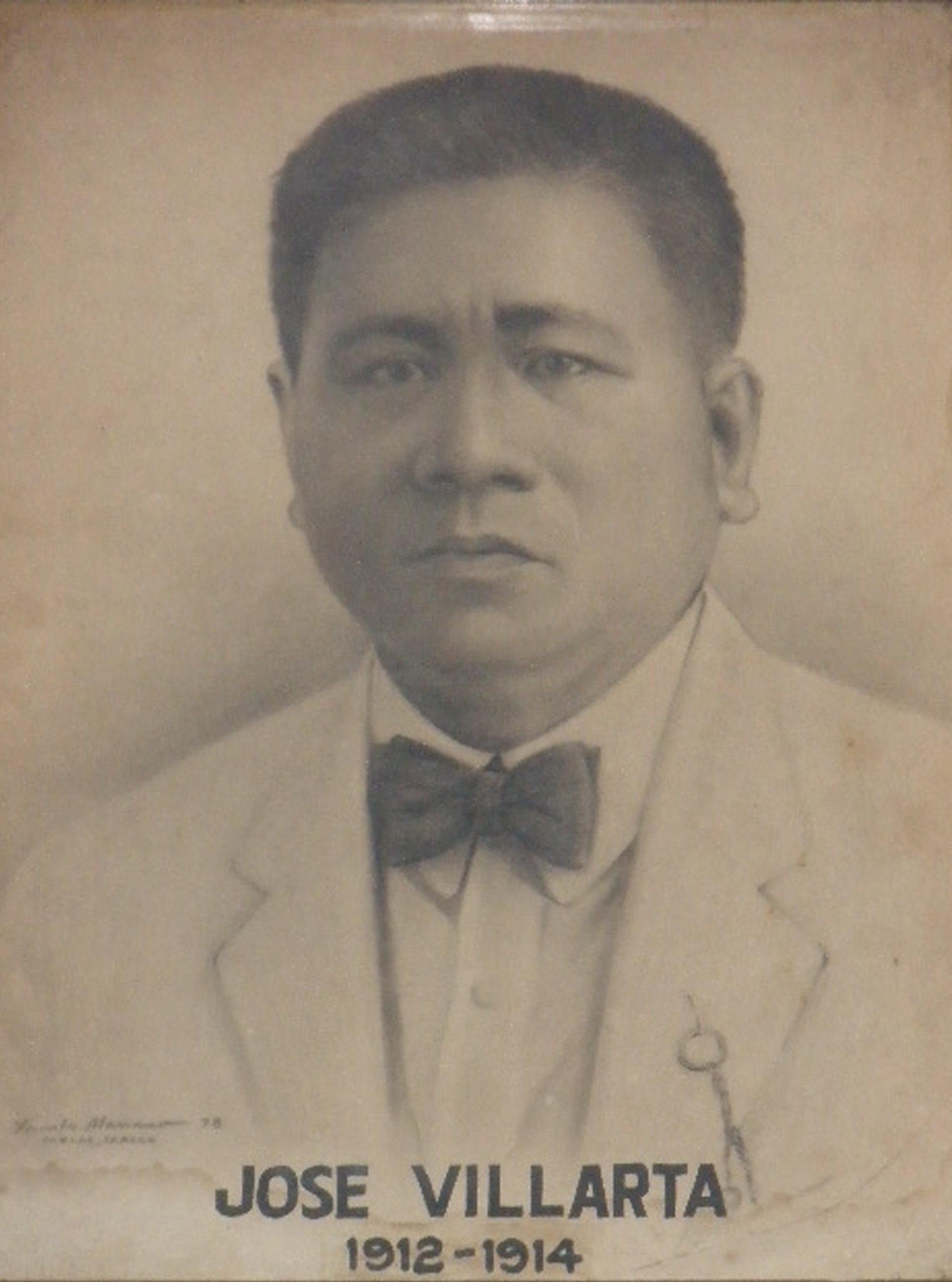 Mayor Jose Villarta (1912-1914)