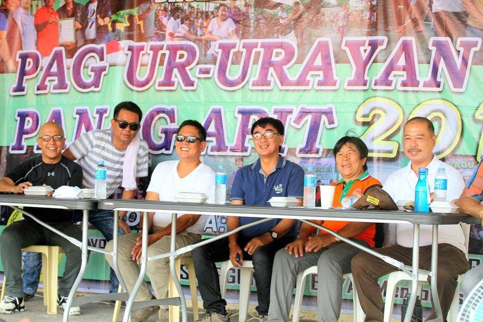 PAG UR-URAYAN ITI PANAG-APIT 2017 – (Hugas Kalawang).