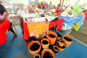 agri trade fair showcases the local products of different barangays 125