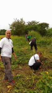 CLEAN-UP DRIVE AND TREE PLANTING  09.29.2017 (20)
