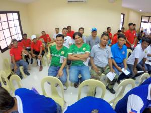 Mandatory Drug Testing for Brgy. Officials (5)