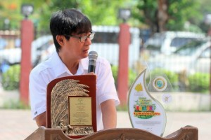 RECOGNITION OF AWARDEES (3)