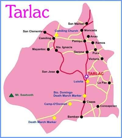 tarlac-map